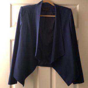 BCBG MAZAZRIA Blue Blazer